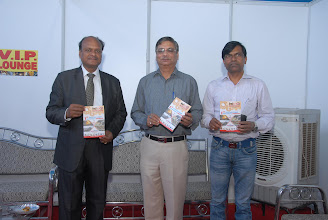 Photo: Launching Exhibitor Directory during Inauguration by Chief Guest & Spacial Guest