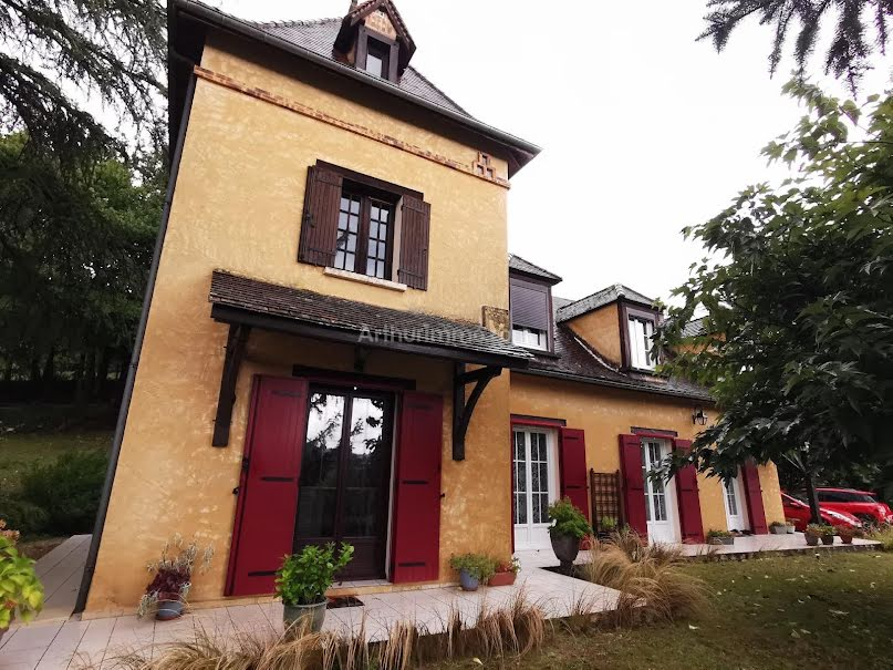 Vente maison 9 pièces 218 m² à Lamonzie-Montastruc (24520), 333 000 €