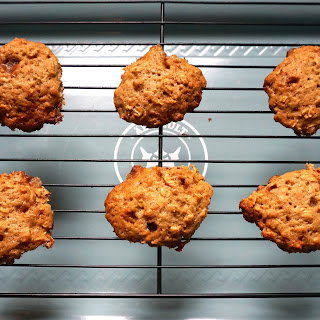 Applesauce Oatmeal Cookies.