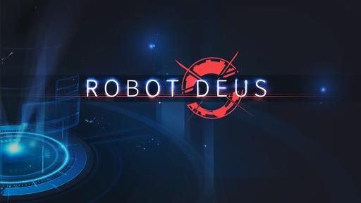 Robot Deus : The first war  captures d'écran 1