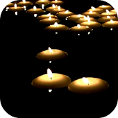 Candles On The Water Video LWP