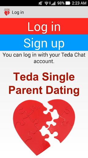 Teda Single Parent Dating App