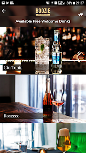 Boozie - Discover Venues & Get One Drink Everyday - náhled