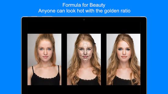 Creampie! young golden ratio facial beauty damn, it's