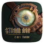 (FREE) Steam Age 2 In 1 Theme Icon