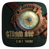 (FREE) Steam Age 2 In 1 Theme