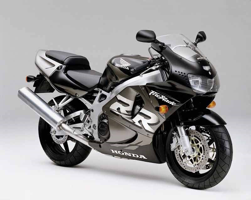Honda CBR 918 -manual-taller-despiece-mecanica