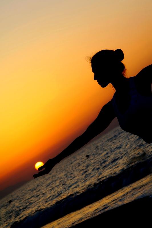 El tramontar me dolce in questo mare di Giovanni Coccoli