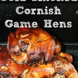 Smoked Cornish Game Hens Recipes.