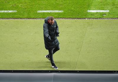 """Julian Nagelsmann peste après la défaite contre le PSG : """"On était la meilleure équipe"""""""
