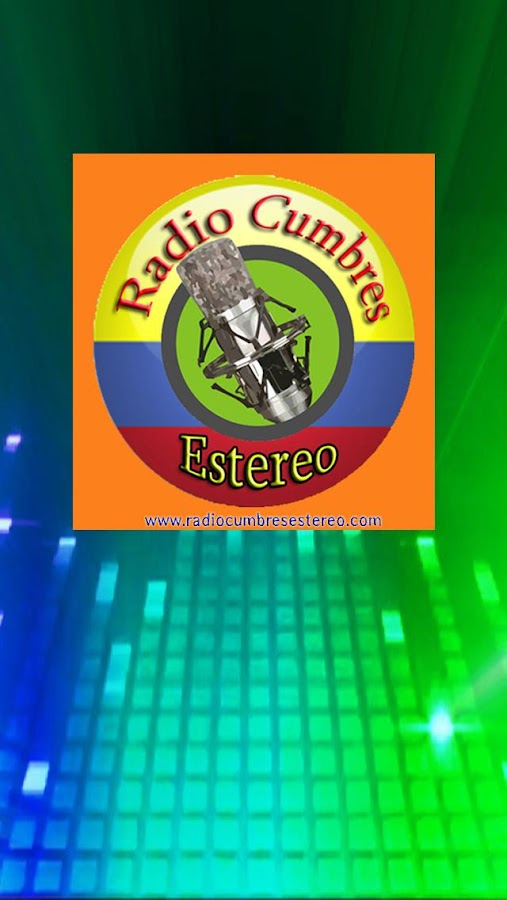 RadioCumbres- screenshot