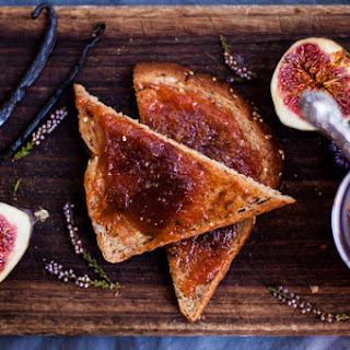 Fig and Vanilla Jam Recipe