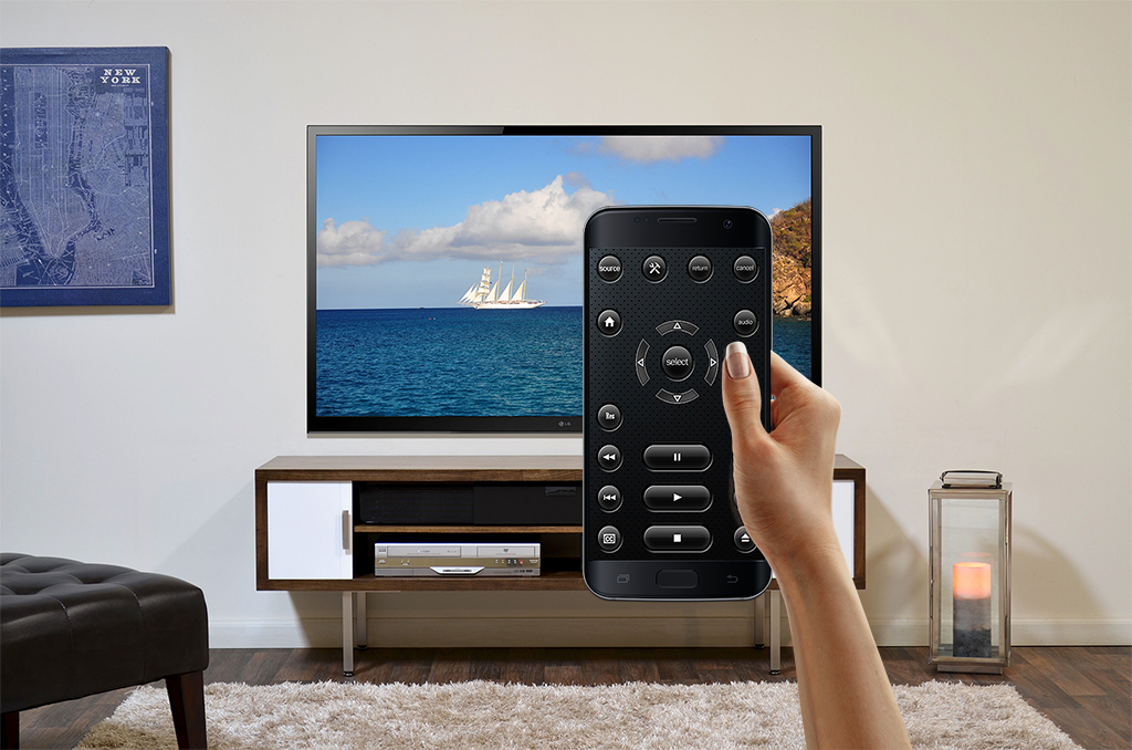 Remote control for TV – скриншот