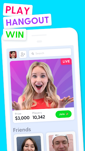 Joyride: play live trivia shows with friends (Unreleased)  screenshots 1