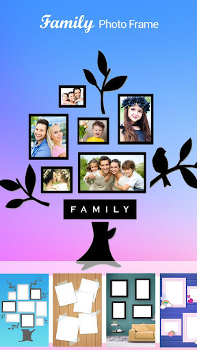 Family photo frame screenshot 2