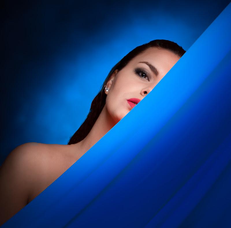 ............Blue line! di Ione