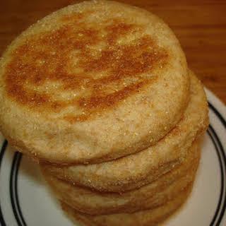 Whole Wheat English Muffins.