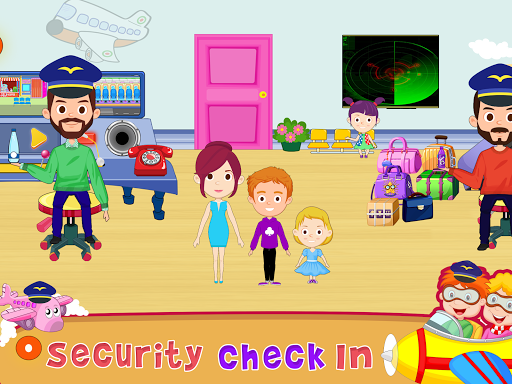 Toon Town - Airport 3.3 screenshots 14
