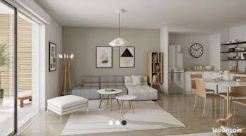 Appartement 2 pièces 53,77 m2