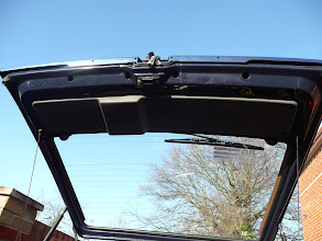 Photo: better to fit a full length Renault 5 Gt Turbo wiper cover instead,