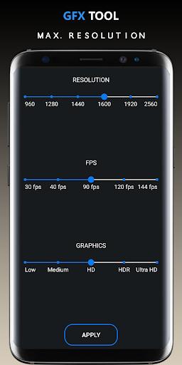 Game Booster Pro -x4 Power    GFX Tool    Lag Fix screenshot 3