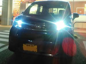 ムーヴ LA160S 平成27年色 Xグレード 4WD スマートアシスト無しのカスタム事例画像 ハイキュー!! ビビリーズ親方舎弟さんの2020年10月05日22:54の投稿