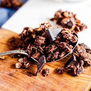 Chocolate Coconut Granola.