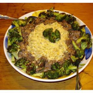 Beef Tips & Noodles