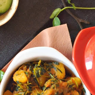 Fresh Fenugreek Leaves Recipes.