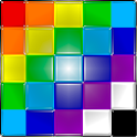 Color box for kids icon