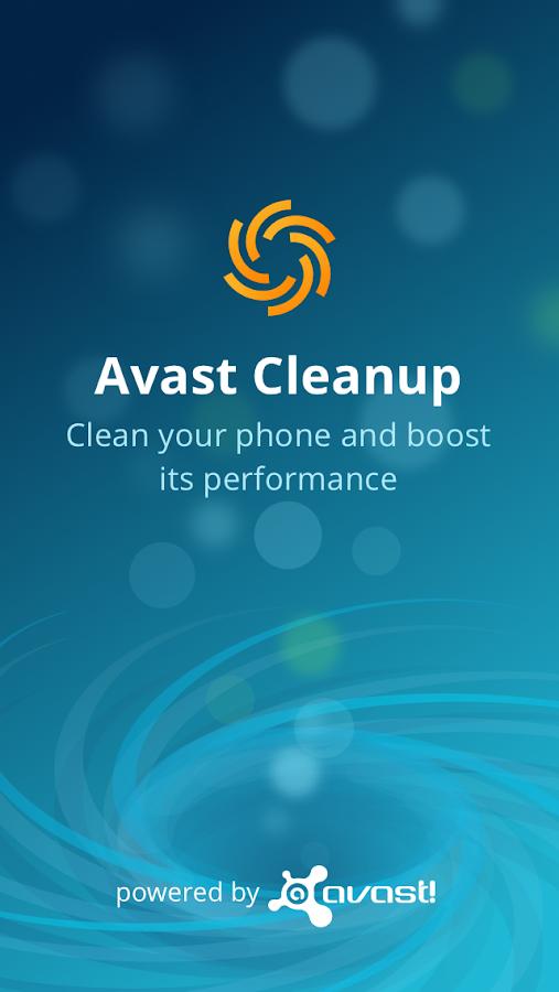 Avast cleanup apk