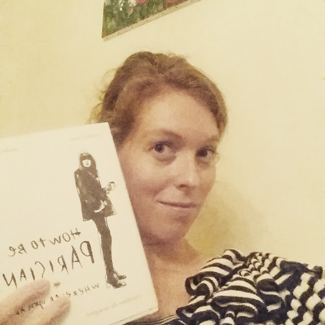 how to be parisian wherever you are book selfie