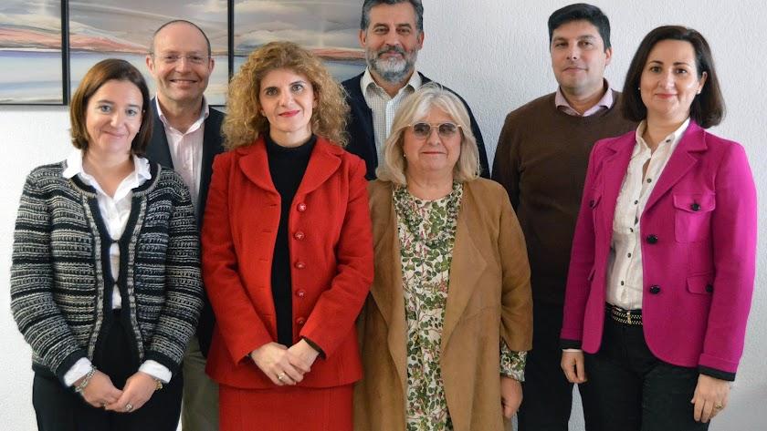 Junta de Gobierno del Colegio.
