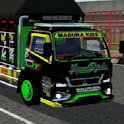 Best Livery Truck BUSSID icon