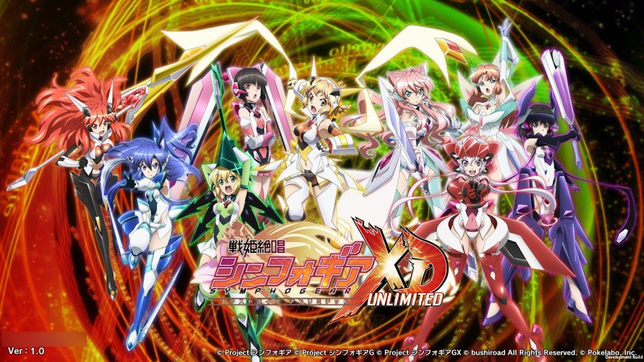 [Senki Zesshou Symphogear XD Unlimited] PV โชว์เกมเพลย์มาแล้ว!