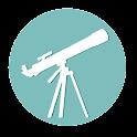 Telescope HD icon