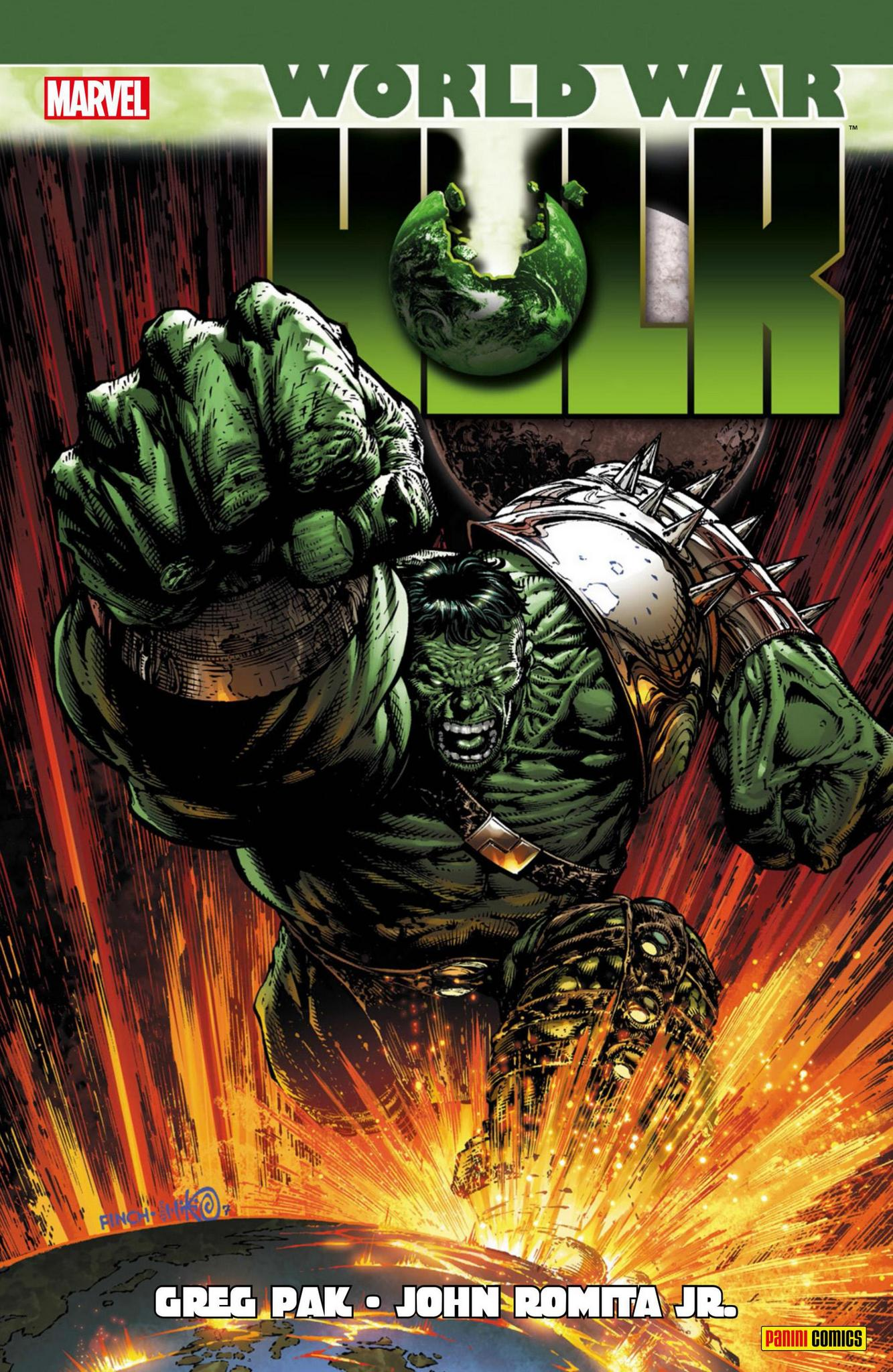 World War Hulk (2016)
