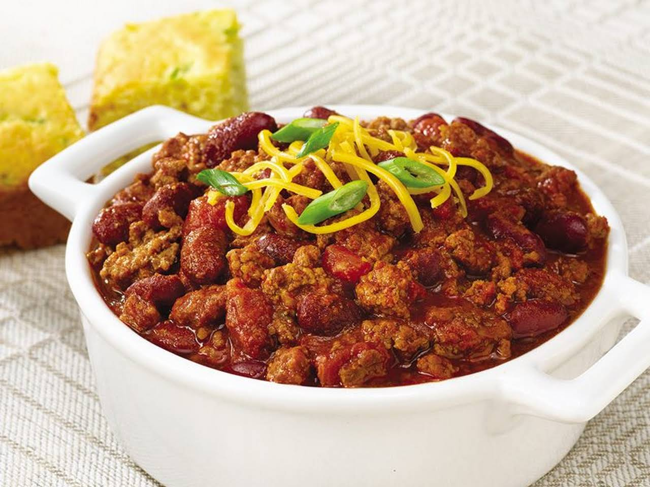 10 Best Slow Cooker Chili Recipes Yummly