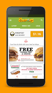 App The Coupons App APK for Windows Phone