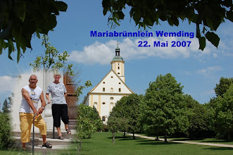 Photo: Ausflug nach Wemding, 22. Mai 2007
