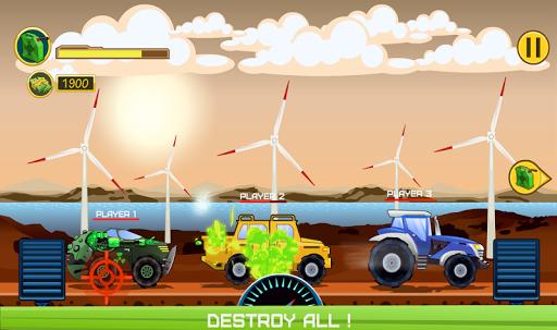 Two players game - Crazy racing via wifi (free) 1.2.8 4