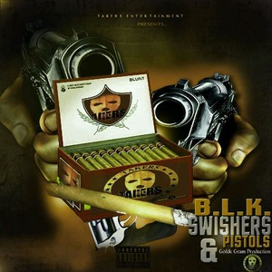 Cover Art for song Swisher & Pistols