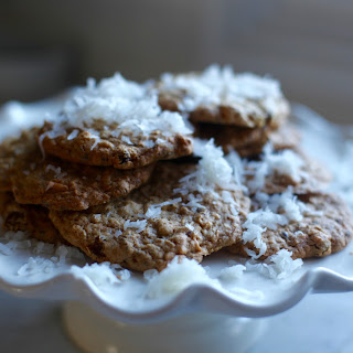 Coconut Flax Seed Cookies Recipes.