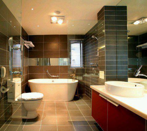 immagini di bagni moderni piccoli | sweetwaterrescue - Piccoli Bagni Moderni