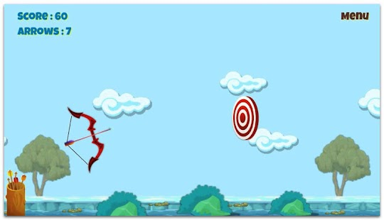 Target - lukostřelba Bowman - náhled