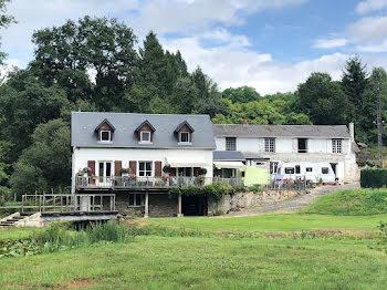 maison à Condat-sur-Ganaveix (19)