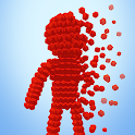 Pixel Rush - Epic Obstacle Course Game icon