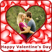 Valentine Day Photo Frame 2018