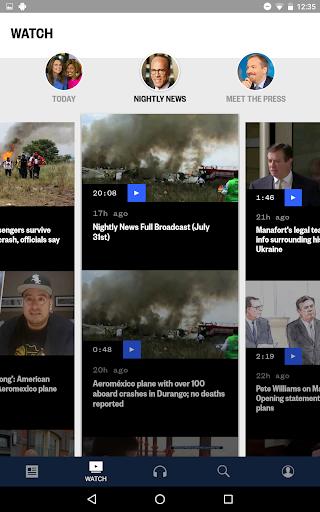 NBC News screenshot 13