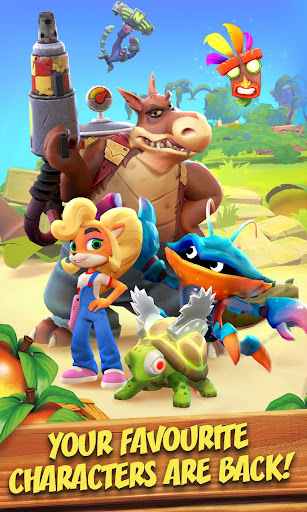 Crash Bandicoot Mobile captures d'écran apk mod pirater preuve 2